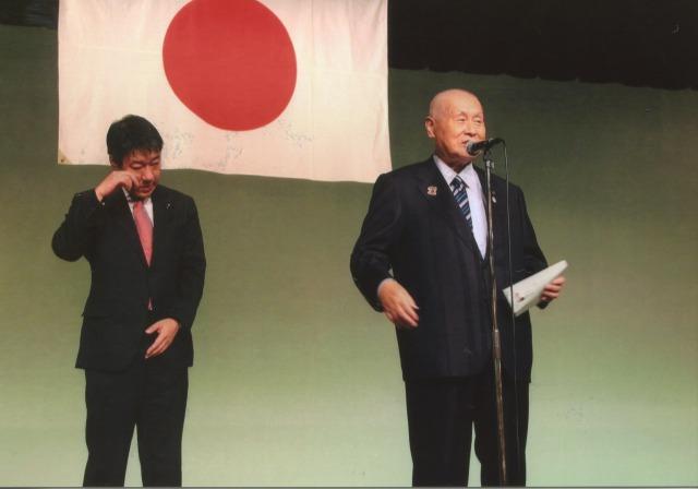 秋田一郎政調会長就任祝賀会 森喜朗元総理